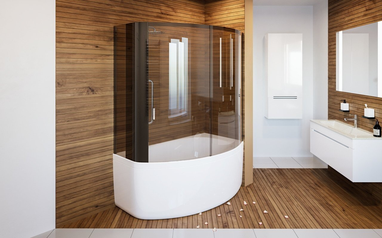 Anette C L Shower Tinted Curved Glass Shower Cabin 1 (web)