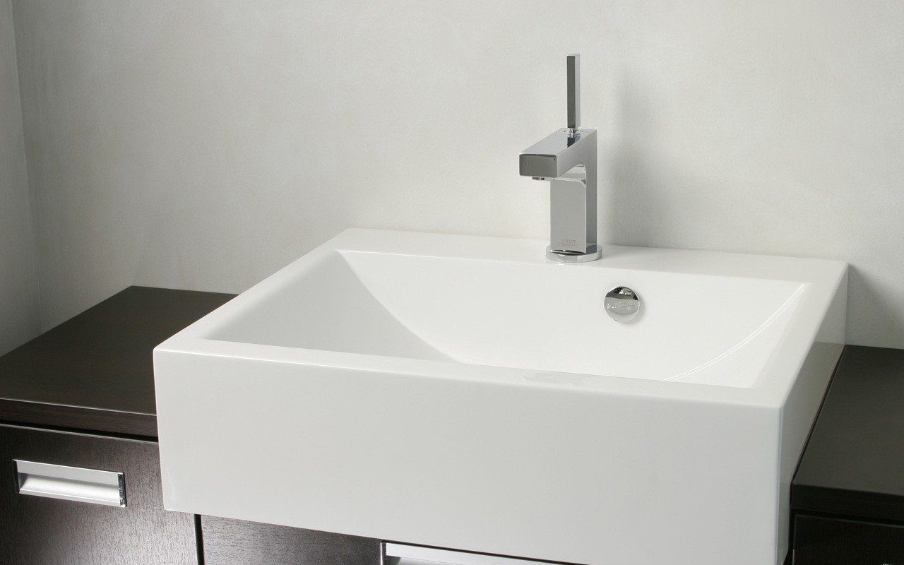 Aquatica Kandi Cube Stone Counter Top Washbasin 02