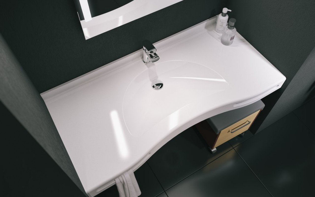Aquatica Lunel Stone Bathroom Sink 04