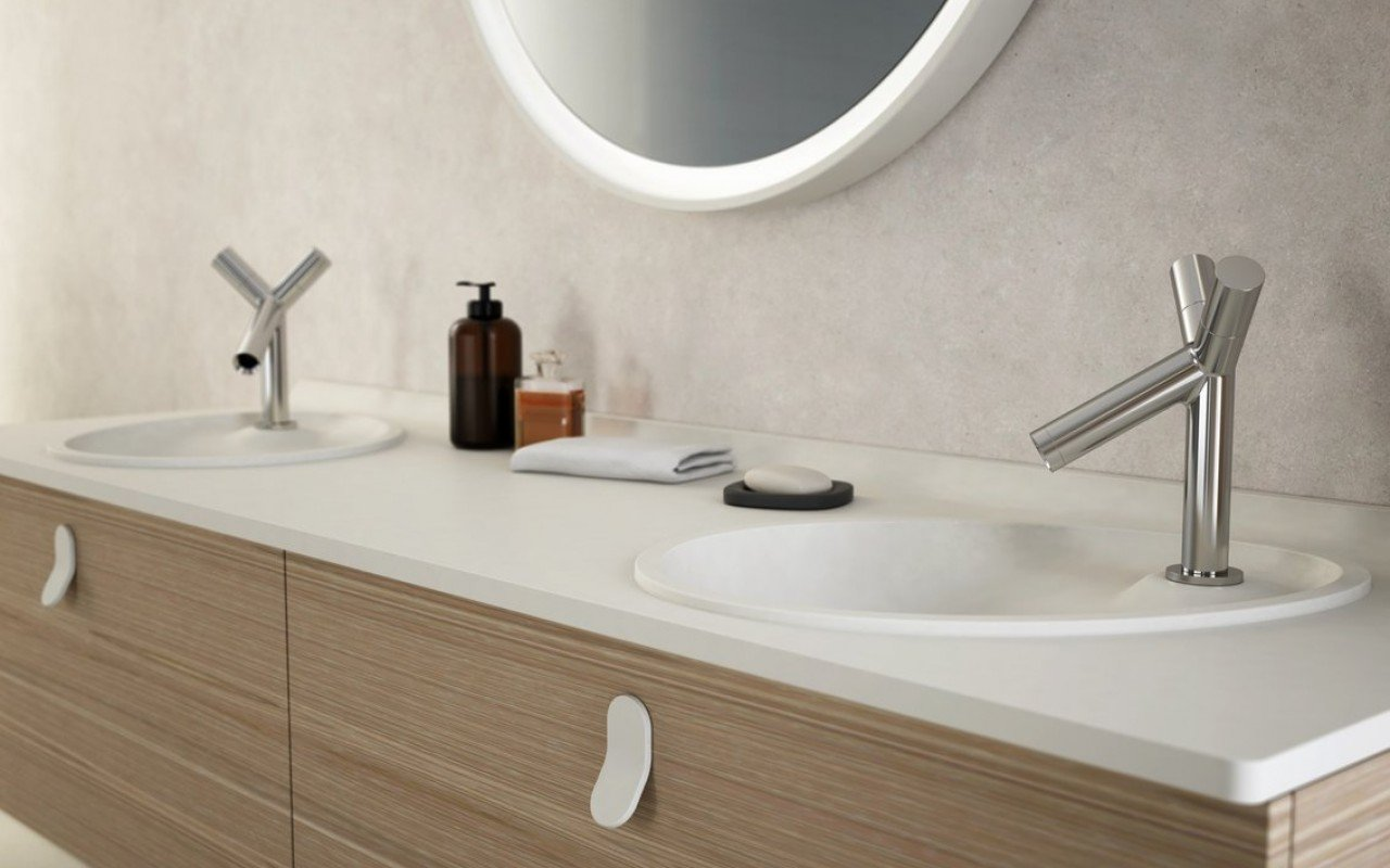 Aquatica OVO Stone Bathroom Sink 02