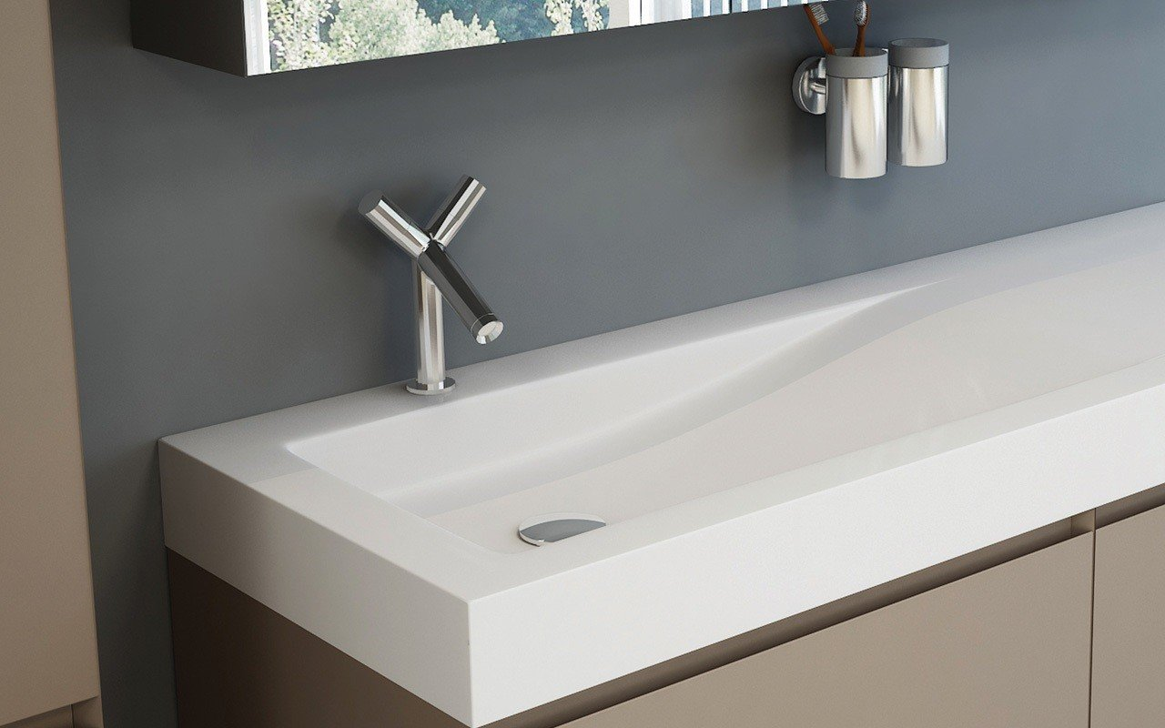 ᐈLuxury 【Aquatica Vincent Stone Bathroom Sink】 Best Prices