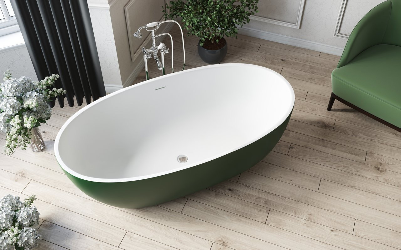 Aquatica Corelia Moss Green Wht Freestanding Solid Surface Bathtub 03 1 (web)