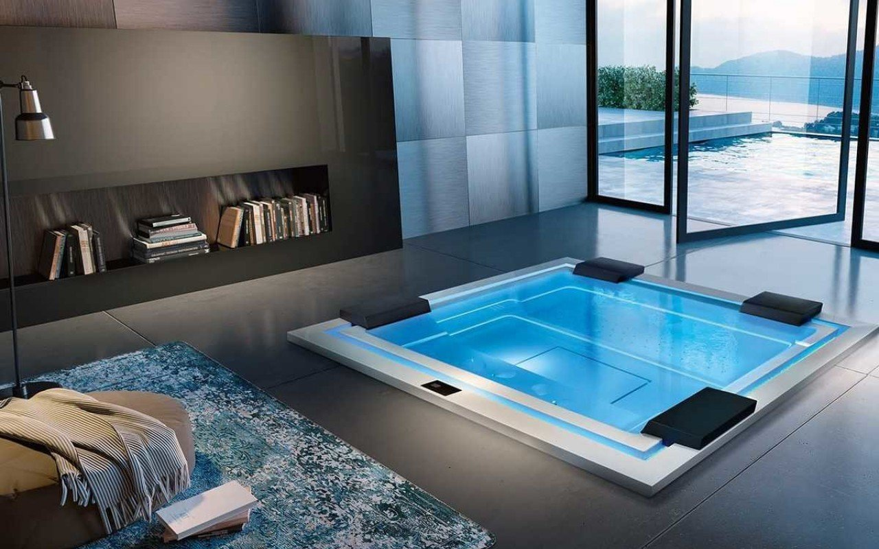 Aquatica Zen Spa Pro by Marc Sadler (240V/60Hz)