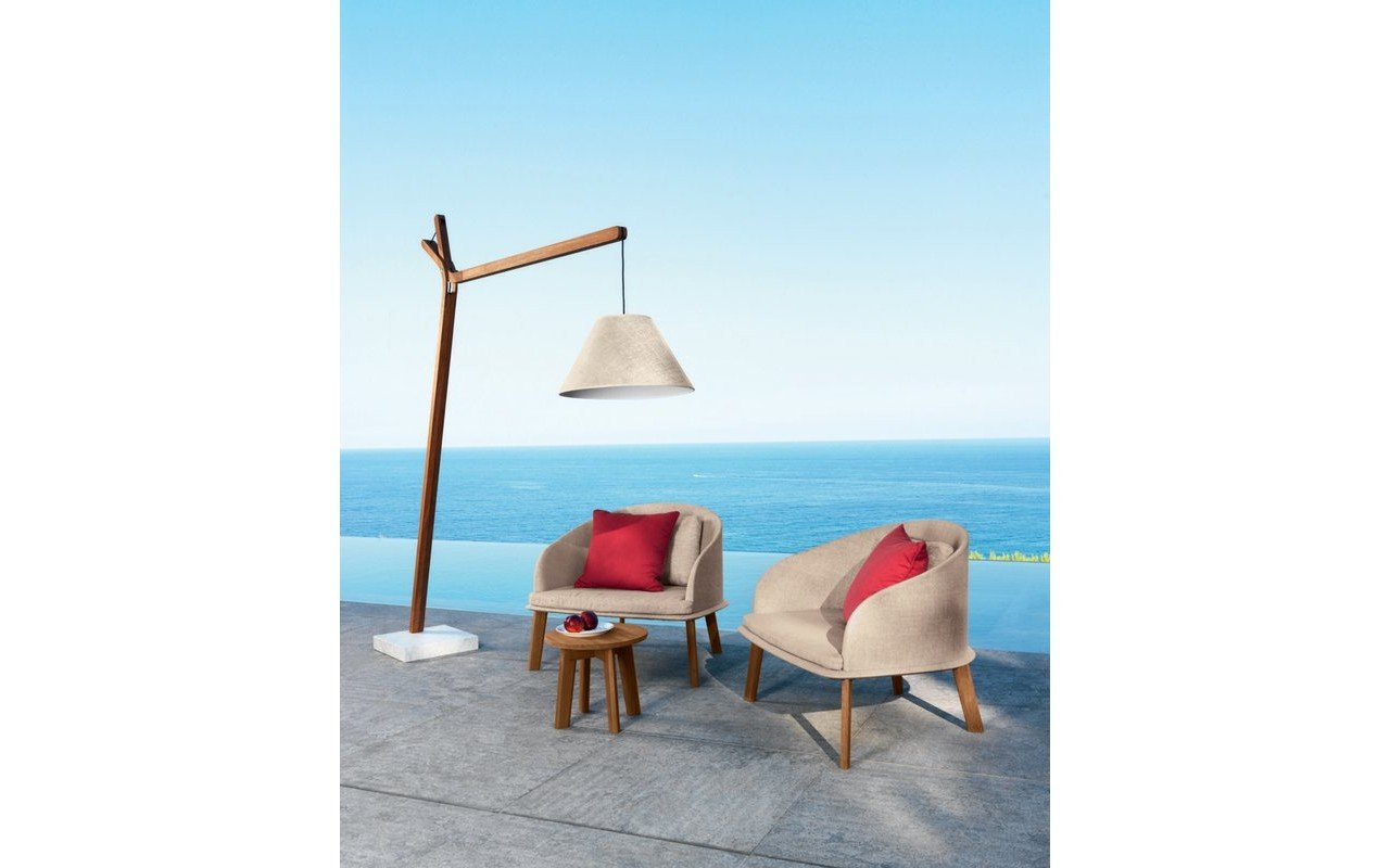 Picture of: ᐈluxury Cleo Outdoor Floor Mounted Lamp By Talenti Best Prices Aquatica
