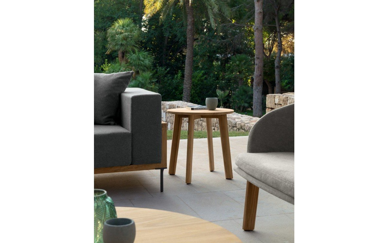 Cleo Outdoor Coffee Table by Talenti - A picture № 0