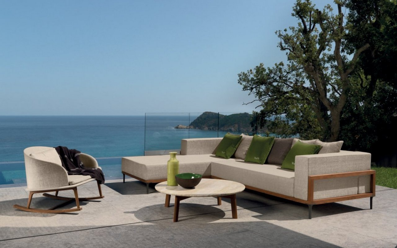 Cleo Outdoor Modular Sofa by Talenti picture № 0