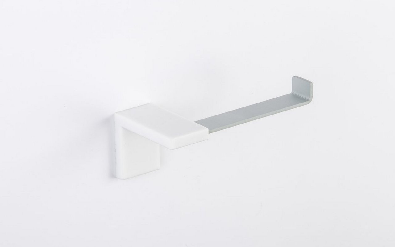 ᐈluxury Aquatica Comfort Self Adhesive Wall Mounted Toilet Paper Roll Holder Best Prices Aquatica