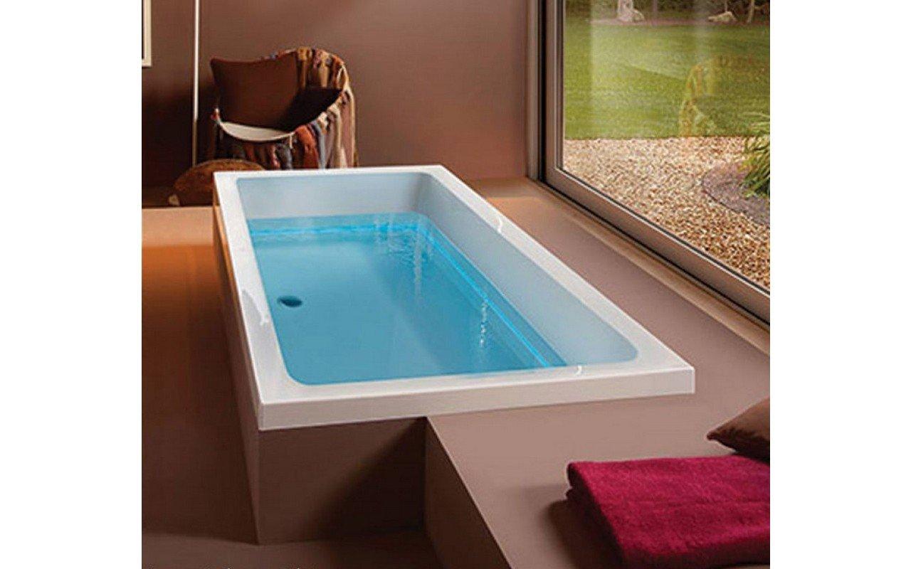 Aquatica Dream-D HydroRelax Jetted Outdoor/Indoor Bathtub (US ...