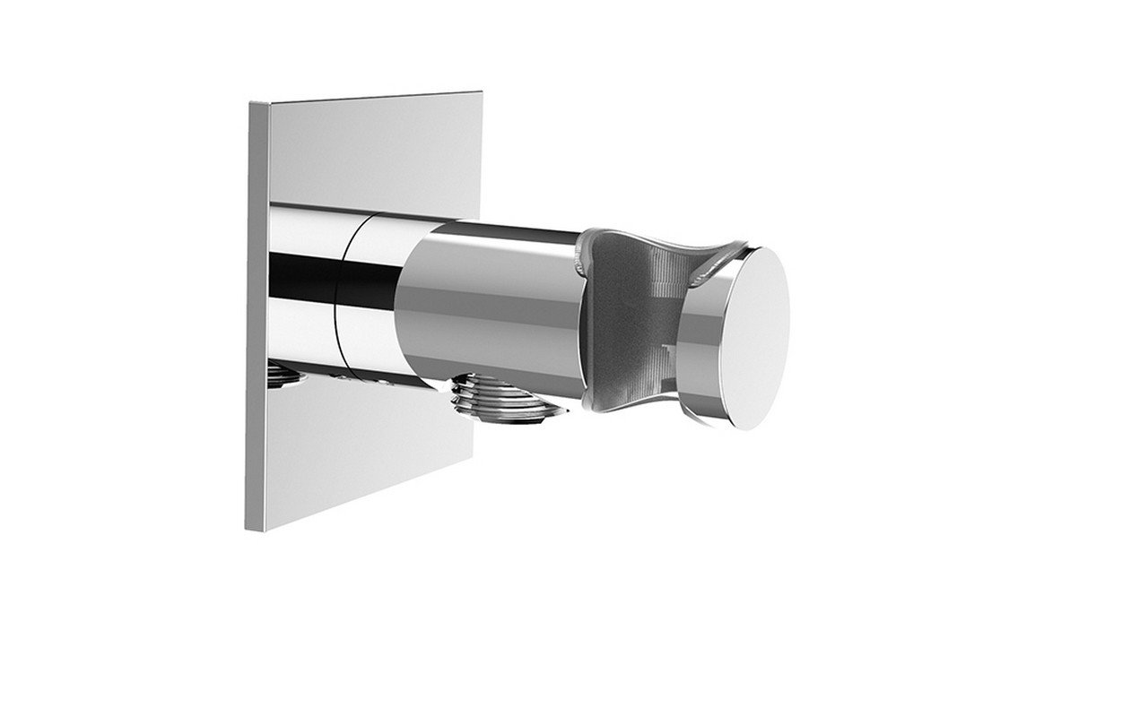 EcoAir RD 100 B Handshower with Holder and Hose in Chrome 04
