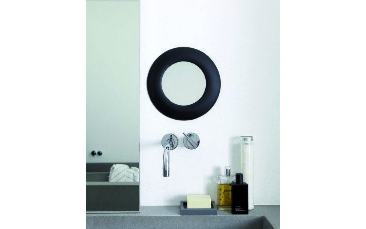 Aquatica Infinity Zoom Self Adhesive Wall-Mounted Mirror picture № 0
