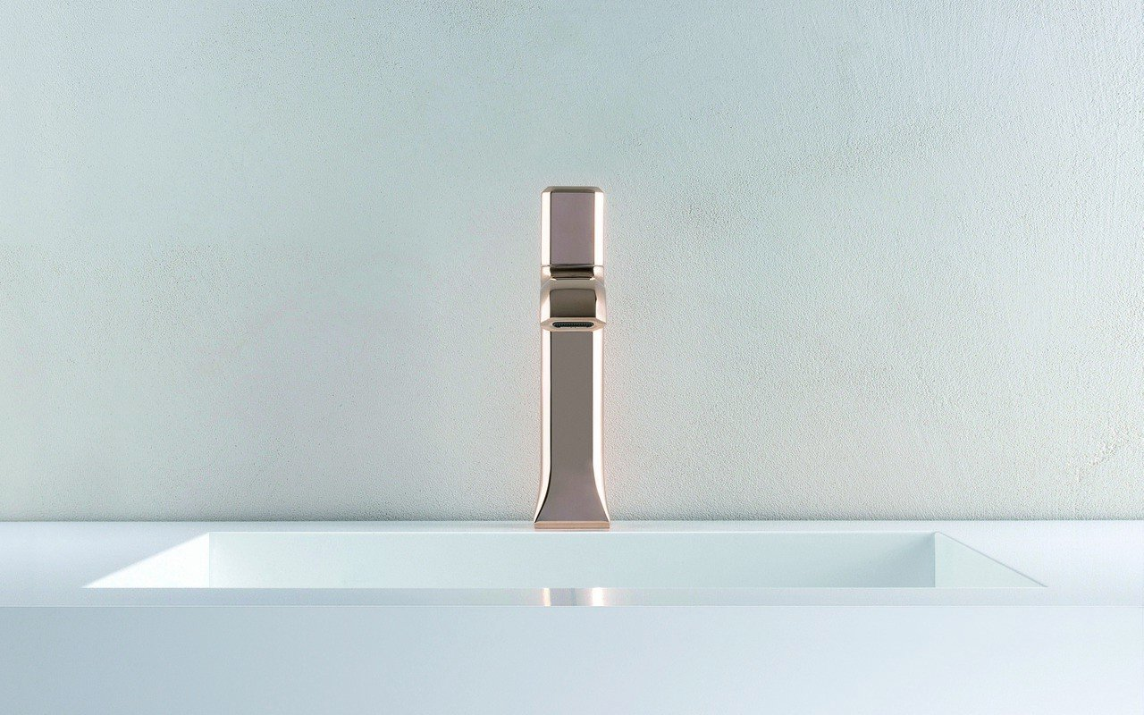 "Aquatica Lorena 5"" Sink Faucet (SKU-210) – Chrome picture № 0"