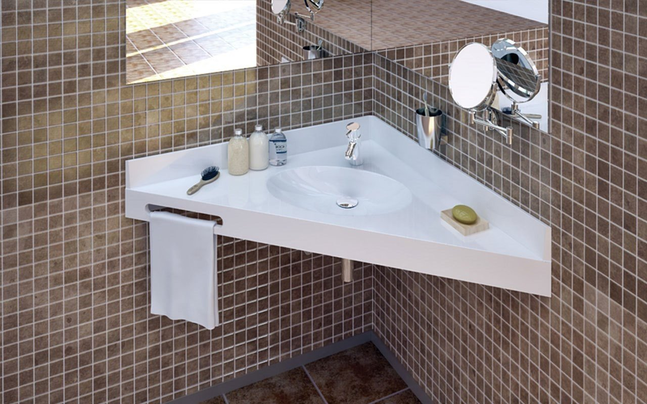 Metz White Stone Sink 02