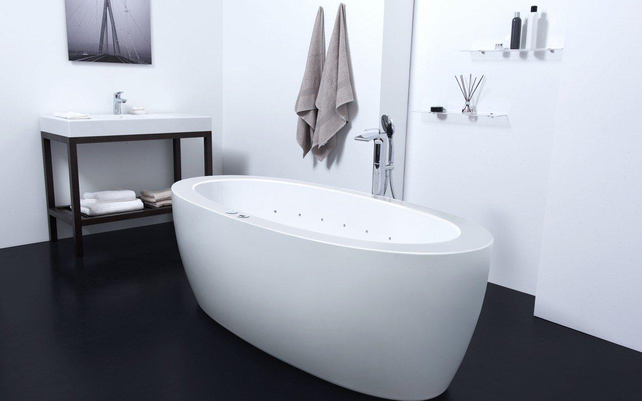 Aquatica Purescape™ 174B-Wht Relax Pro Bathtub (US version 110V/60Hz)