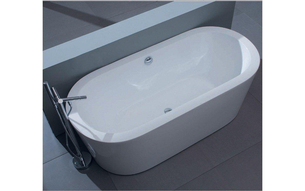 Aquatica PureScape™ 014A Freestanding Acrylic Bathtub