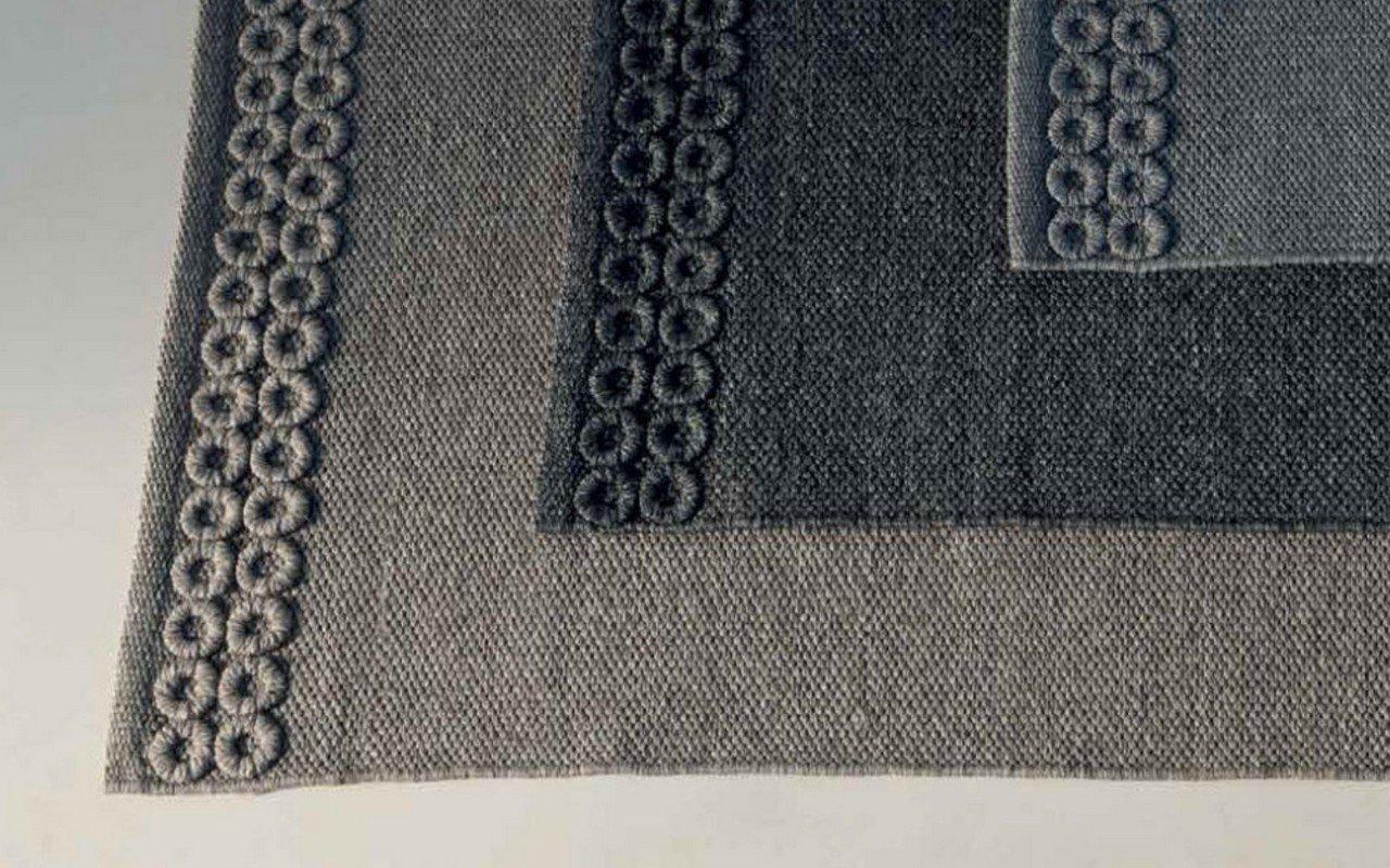Quadro Outdoor Fabric Carpet by Talenti