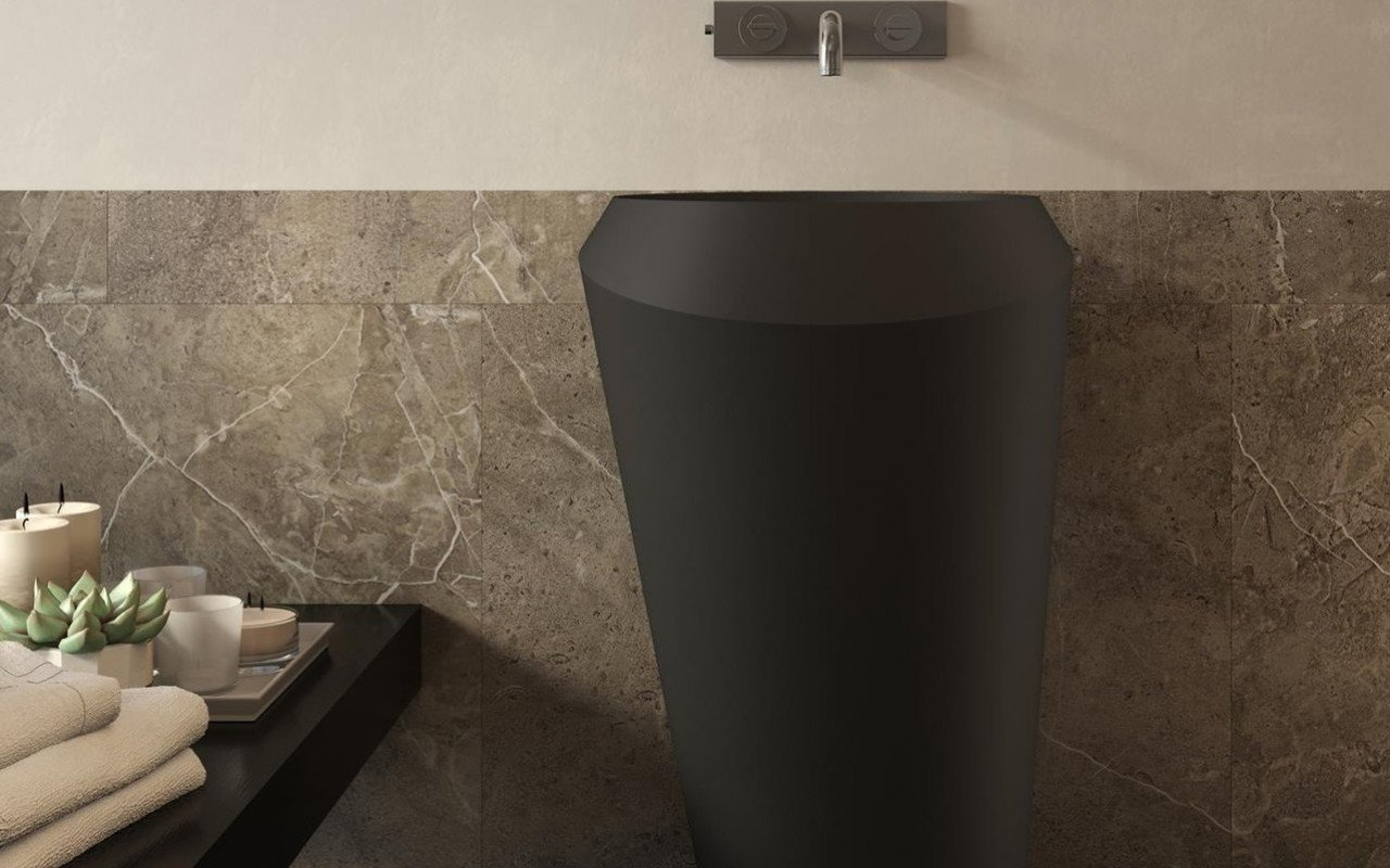 Solo Black Freestanding Solid Surface Lavatory 02 (web)