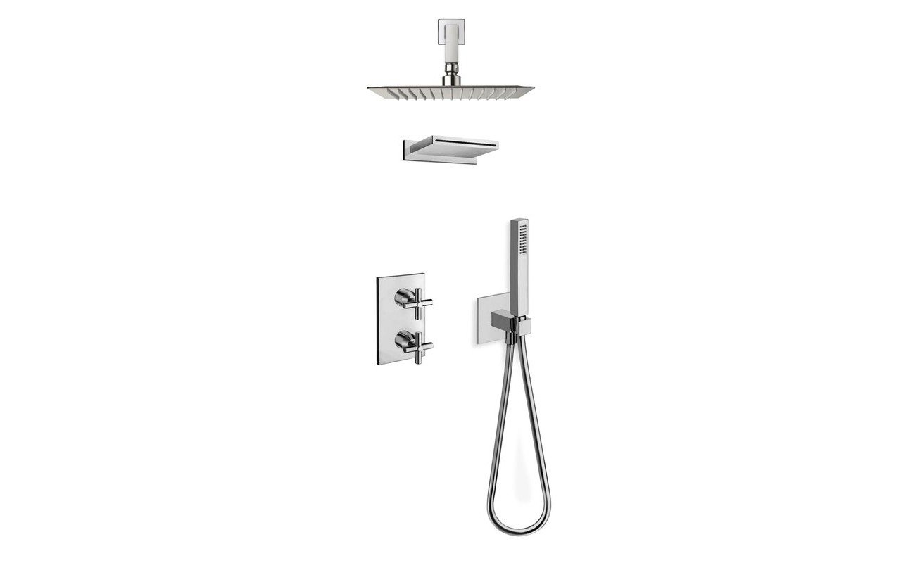 Spring SQ 250 Complete Static Valve Shower System (web)