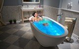 Karolina Relax Solid Surface Air Massage Bathtub Fine Matte by Aquatica web (11)