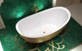Purescape 171 Yellow Gold Wht Freestanding Solid Surface Bathtub 04 (web)