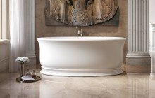 Oval Freestanding Bathtubs picture № 54