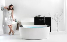 Oval Freestanding Bathtubs picture № 48