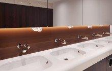 public bathroom sink. aquatica sibylla public stone bathroom sink 01 public bathroom sink r