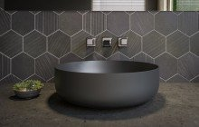 Matte Black Vessel Sink picture № 7
