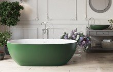Oval Freestanding Bathtubs picture № 34