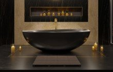 Oval Freestanding Bathtubs picture № 2