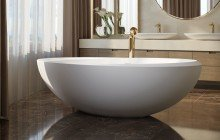 Oval Freestanding Bathtubs picture № 3