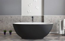 Oval Freestanding Bathtubs picture № 22