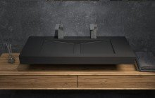 Matte Black Vessel Sink picture № 8