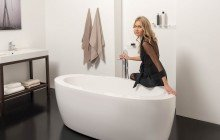 Oval Freestanding Bathtubs picture № 50