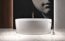 Oval Freestanding Bathtubs picture № 56