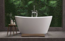 Oval Freestanding Bathtubs picture № 10