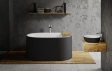 Oval Freestanding Bathtubs picture № 20