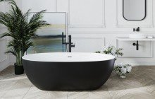 Oval Freestanding Bathtubs picture № 35