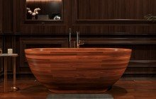 Oval Freestanding Bathtubs picture № 24