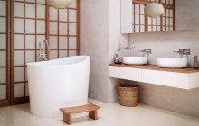 Small bathtubs picture № 31