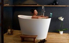 Small bathtubs picture № 13
