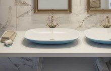 Small Rectangular Vessel Sink picture № 2