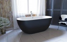 Stone Bathtubs | Freestanding, Solid Surface | Aquatica USA