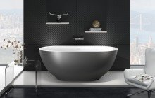 Oval Freestanding Bathtubs picture № 26