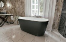 Oval Freestanding Bathtubs picture № 37