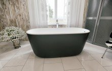 Oval Freestanding Bathtubs picture № 36