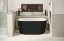 Oval Freestanding Bathtubs picture № 5