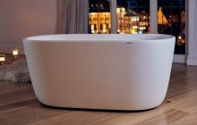 Oval Freestanding Bathtubs picture № 4