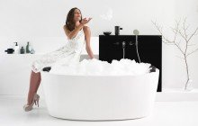 Oval Freestanding Bathtubs picture № 46