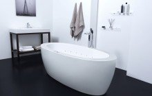 Oval Freestanding Bathtubs picture № 38