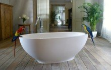 Oval Freestanding Bathtubs picture № 23
